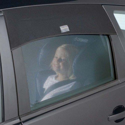 Outlook Auto-Sonnenschutz für Seitenfenster, 2Stück