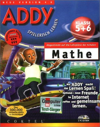 Vivendi Univ.Interactive ADDY 4.0: Mathe Klasse 5 und 6. 3 CD- ROMs für Windows 95