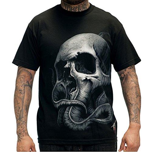 Sullen Clothing - Sullen Art Collective Herren T-Shirt Schädel - Tyrrell (L)