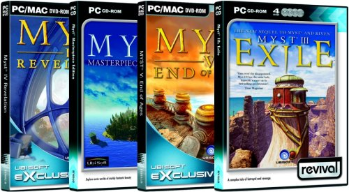 Myst Value Pack [UK Import]