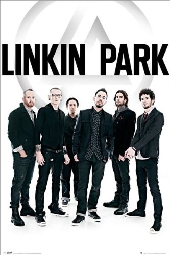 GB eye Póster de Linkin Park (61 x 91,5 cm)