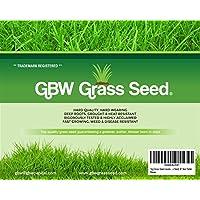 1kg di semi di semi di erba copre 35mq–qualità premium–Sementi per prato rapida crescita e resistente–43% Lolium, 40% Festuca rossa, 12% chewings rossa e 5% Top Bent rimborsati da GBW