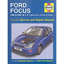 Ford Focus Service and Repair Manual (Service & repair manuals)