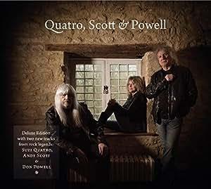 Quatro, Scott & Powell (Deluxe Edition) [VINYL]
