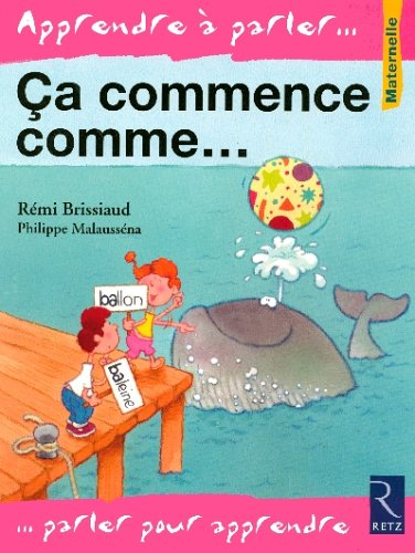 Ca commence comme...