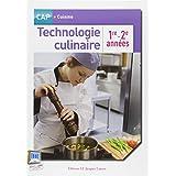 Technologie culinaire CAP 1re - 2e années