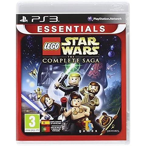 LEGO Star Wars: The Complete Saga - Essentials