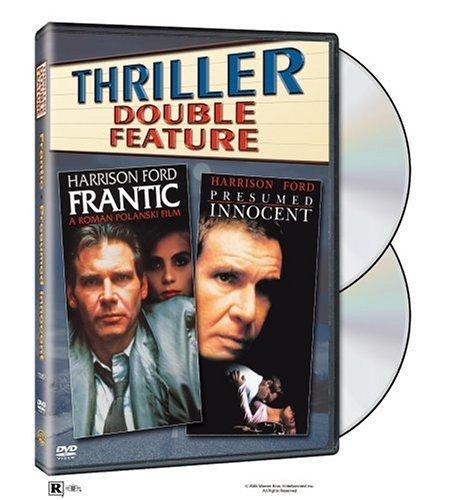 Frantic/Presumed Innocent by Harrison Ford