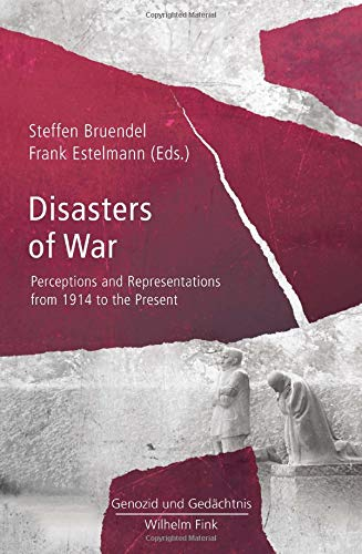 Disasters of War: Perceptions and Representations from 1914 to the Present (Genozid und Gedächtnis) (Genozid und Gedächtnis / Die Reihe ist abgeschlossen.)