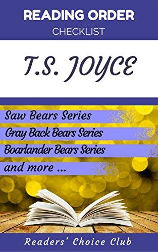reading-order-and-checklist-ts-joyce-series-read-order-saw-bears-gray-back-bears-bears-fur-hire-bear
