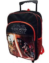 Star Wars Mochila Trolley de Lujo, Multicolor