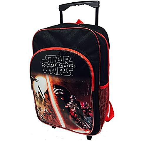 Star Wars Mochila Trolley de Lujo, Multicolor