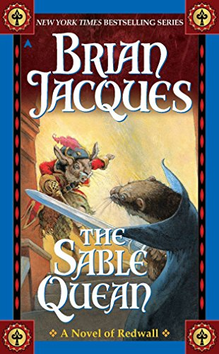 The Sable Quean Cover Image