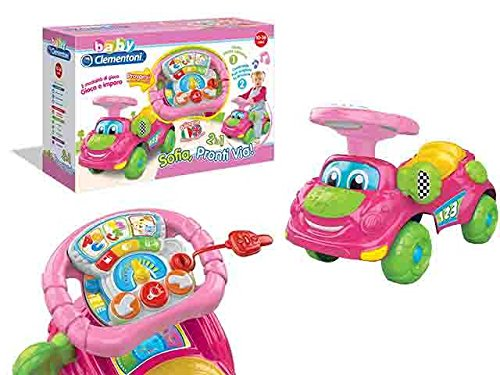 Clementoni Baby Clem Sofia fertig Spiel Idee Geschenk # AG17