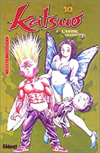 Katsuo, l'arme humaine Edition simple Tome 10