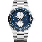 BERING Herren-Armbanduhr Analog Solar Edelstahl 34440-708