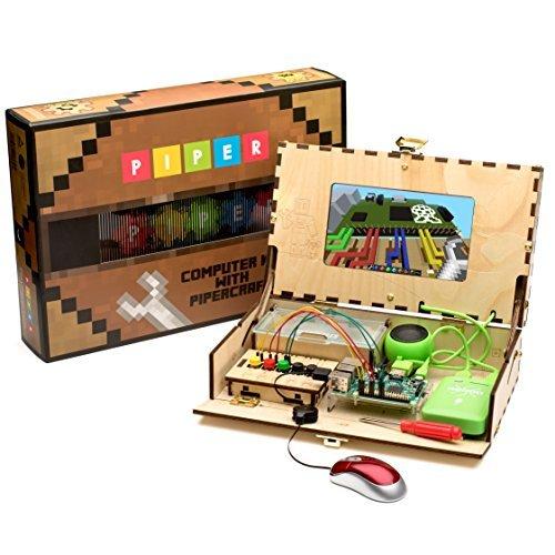 Piper Computer Kit Educativo Que Enseña Sobre Ciencias, Tecnología Y Programación