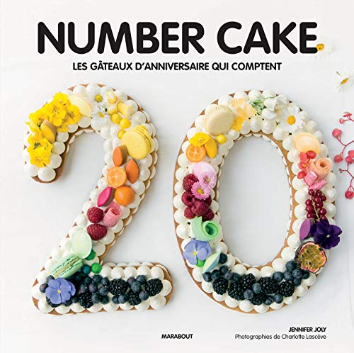 Number cake par Jennifer Joly