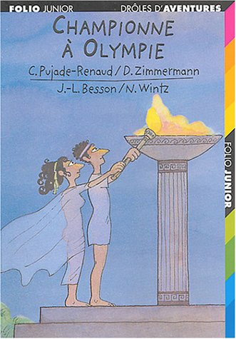 La Championne d'Olympie par Claude Pujade-Renaud