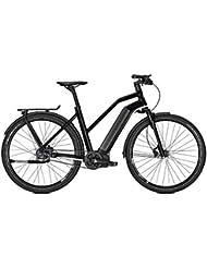 E-Bike Kalkhoff Integrale I8 8G 17 Ah Damen 28' Freilauf magicblack 2018