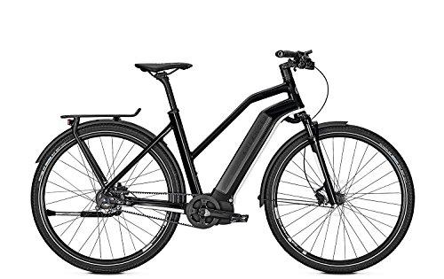 E-Bike Kalkhoff Integrale I8 8G 17 Ah Damen 28′ Freilauf magicblack 2018