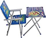 #8: Varshine Boom Table Chair Set for Growing Kids    Study Table    2 to 6 Years Old Kids