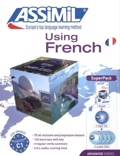 USING FRENCH SUPER PACK par Anthony Bulger