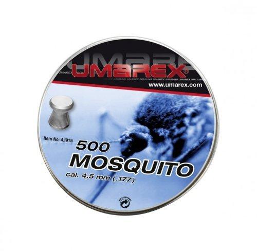 Umarex Mosquito Diabolos, Pallini, 4,5 mm, 500 pezzi