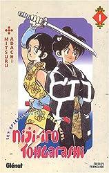 Nijiiro Togarashi, tome 1
