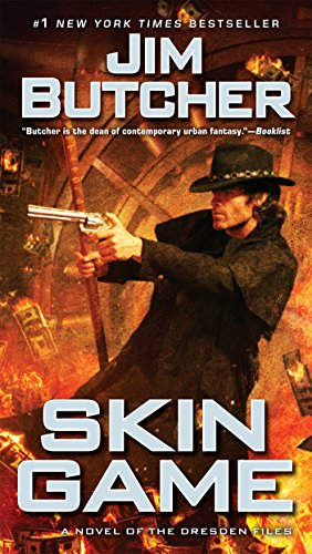 Skin Game: A Novel of the Dresden Files por Jim Butcher