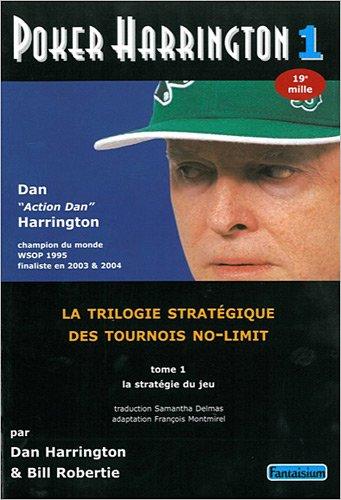 Poker Harrington 1 par Dan Harrington