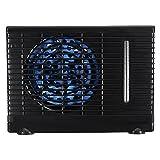 UEB Mini Condizionatore Portatile 12V Ventilatore ad Aria Condizionata Evaporativo Refrigeratore d' aria per Auto e Casa