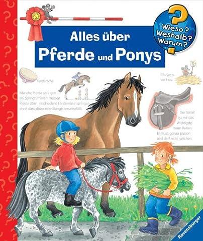 Ravensburger 02448 WWW Alles über Pferde u.Ponys