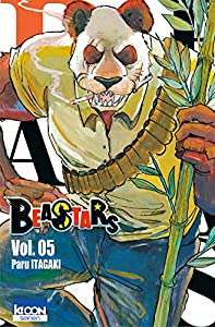 Beastars Edition simple Tome 5