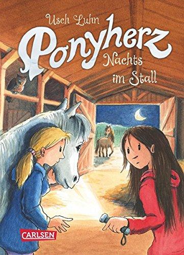 Nachts im Stall (Ponyherz, Band 6)