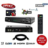 Optex ORS 9989 HD Tuner Oui (Mpeg4 HD)