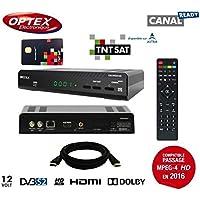 Optex Ors 9989HD Tuner Oui (MPEG4HD) prezzi su tvhomecinemaprezzi.eu