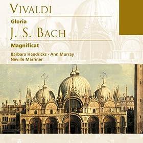 Magnificat in D, BWV 243: III. Quia respexit
