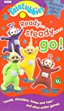 Picture Of Teletubbies: Ready... Steady Go! [VHS] [1997]