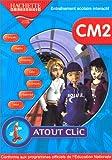 Atout Clic CM2 entrainement scolaire intercatif CD-Rom PC & MAc