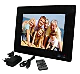 12 inch Digital Photo Frame with 2GB Built-in Storage / 1024x768 Resolution / USB and SD Card ports / Wall Mountable