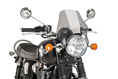 Puig 0869H1095 Windschutz-Scheibe NA Honda NTV 650 Revere (RC 33) LG Kit