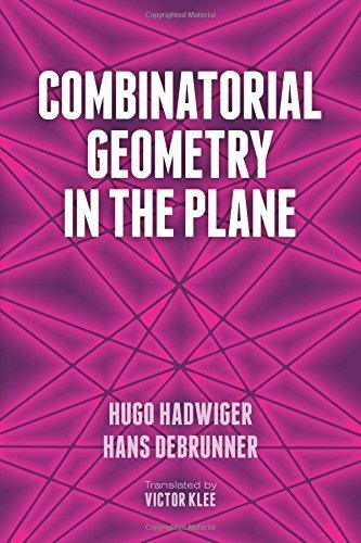 Combinatorial Geometry in the Plane (Dover Books on Mathematics) by Hadwiger, Hugo, Debrunner, Hans (2014) Paperback