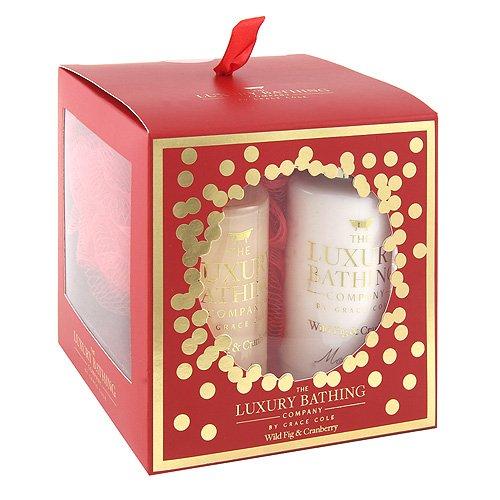 Grace Cole WFC1772003 Coffret Cadeaux pour Bain 3 Pièces