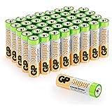Batterien AA Mignon Super Alkaline Vorratspack 40 Stück [Markenprodukt GP Batteries]