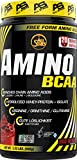 All Stars Hyper Amino BCAA Pulver, Red Berry, 1er Pack (1 x 560 g)