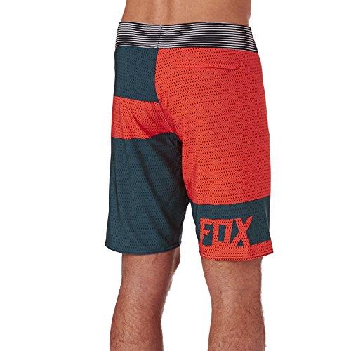 Fox Boardshort Meshed Up Flo Orange flo orange