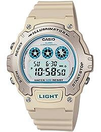 Casio W-214H-8AVEF - Reloj digital de cuarzo unisex