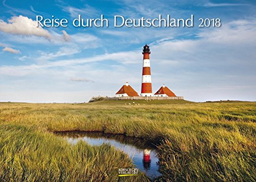 Reise durch Deutschland 2018