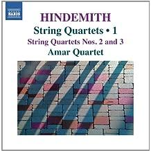 String Quartets, Vol. 1- Nos. 2 & 3